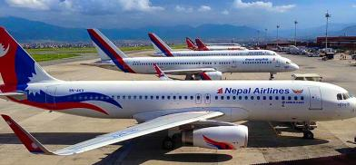 Nepal Airlines. (Representative Photo)