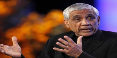 Silicon Vally veteran Vinod Khosla (File)