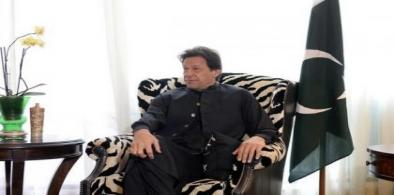 Pakistan PM Imran Khan (File)