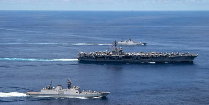 A lend-lease charter with the US will bolster India's Maritime Security