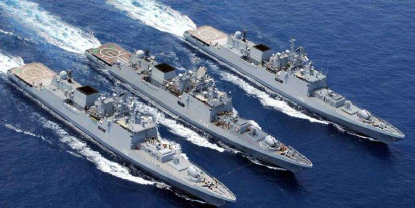China-Pakistan Naval Axis to Contain India's Dominance in IOR