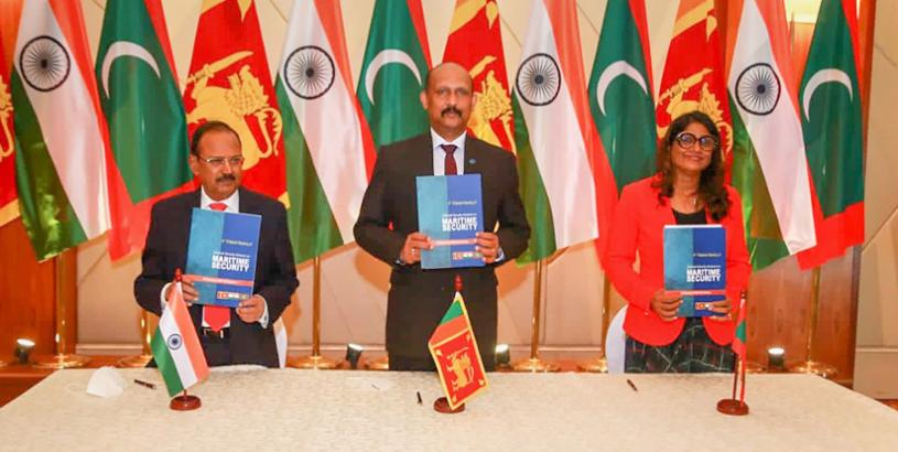 Colombo-Delhi-Male Dialogue: Looking beyond Maritime Security